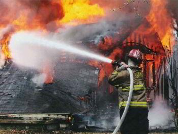 Incendios y triángulo de fuego en seguridad industrial