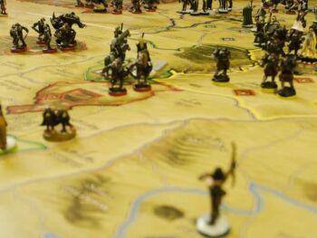 El arte de la guerra en la estrategia