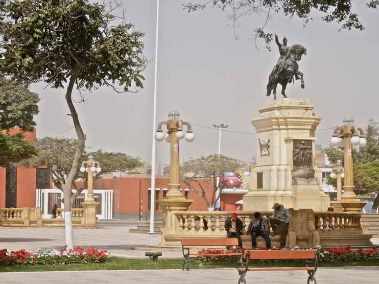 Sistema de información para la municipalidad de Ica Perú