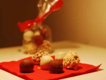 Plan de marketing de una empresa de chocolates caseros
