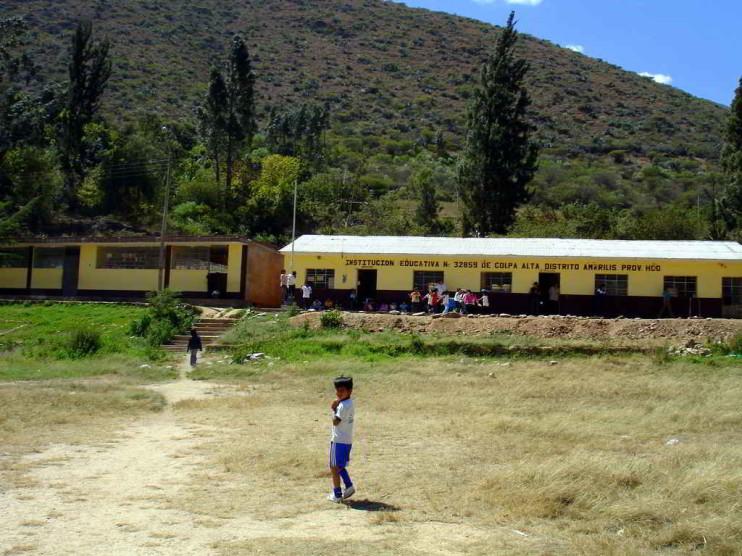 Plan de desarrollo regional. Zona Nor Centro Oriente en Perú