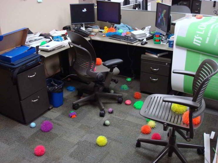 Estrés y desarrollo organizacional