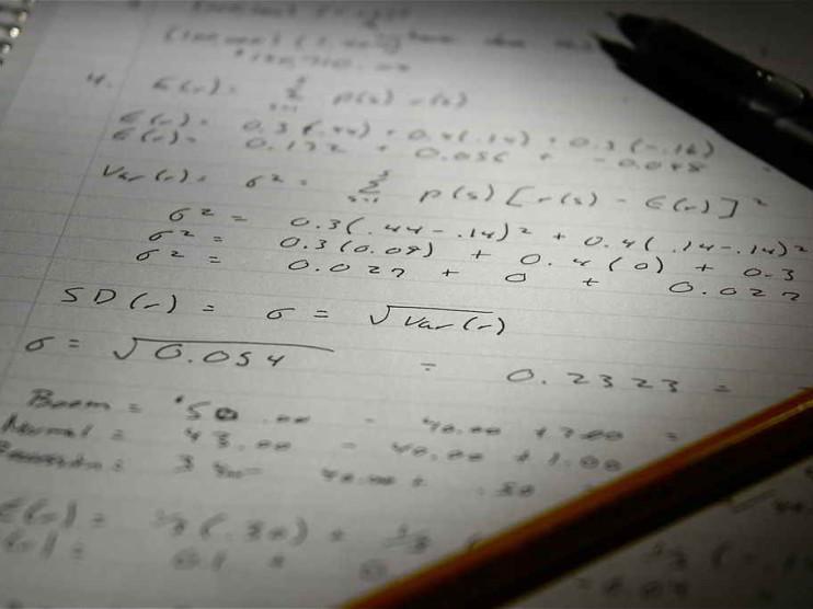 Matemáticas financieras, técnicas financieras cuantitativas