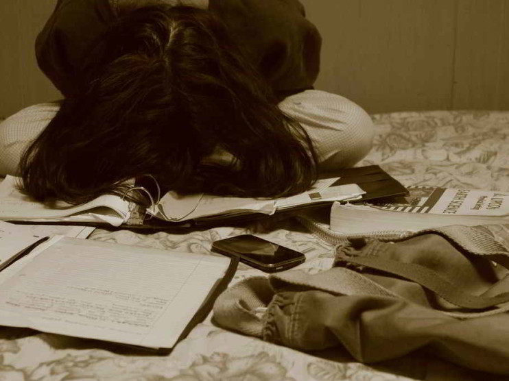 Estrés personal y laboral