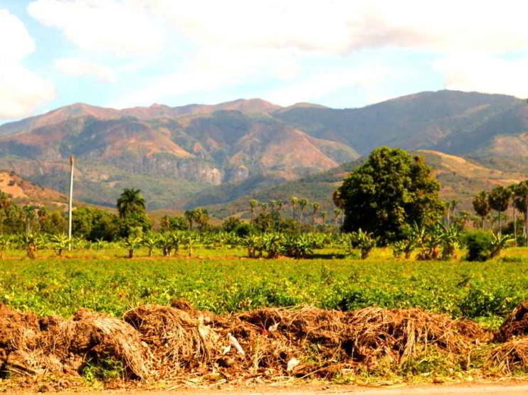 Metodología general de un plan de ordenamiento territorial en República Dominicana