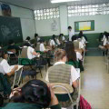 Análisis del presupuesto público 2003 en el sector educación del Perú
