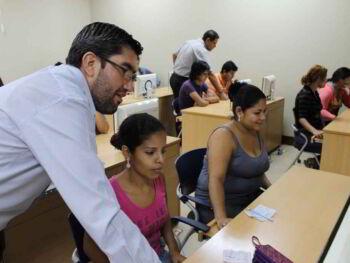 Políticas de capacitación y servicios de empleo en Perú