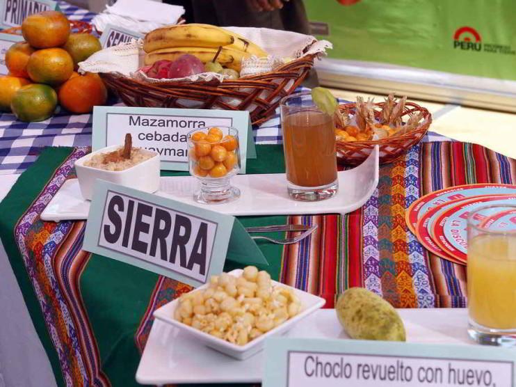 Política nutricional en el Perú