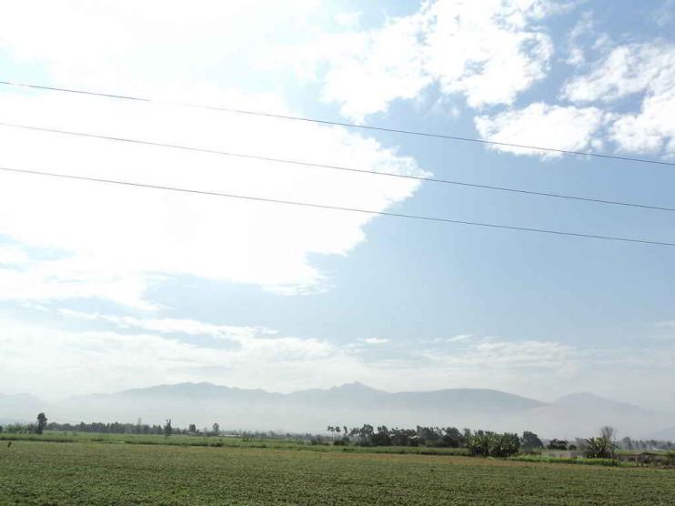Cambios en la pequeña agricultura del valle de Huaral en Perú