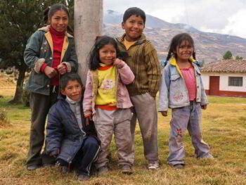Defensorías del niño y el adolescente en Perú