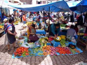 Protección social para los trabajadores informales en Perú