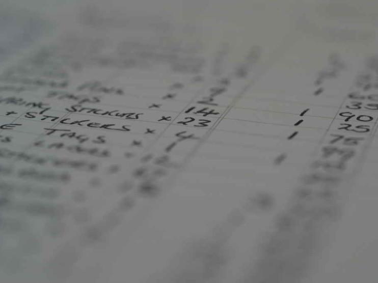 Historia de la contabilidad moderna