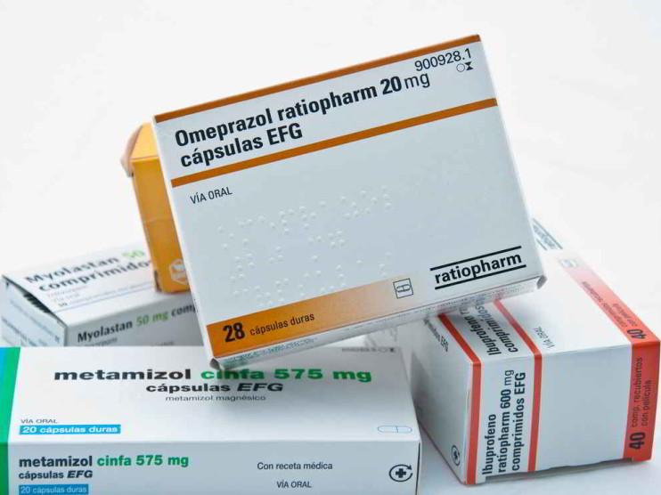 Mercado de medicamentos en el Perú
