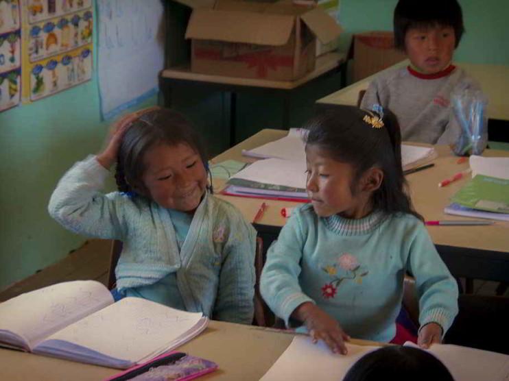 Gasto público en educación del Perú