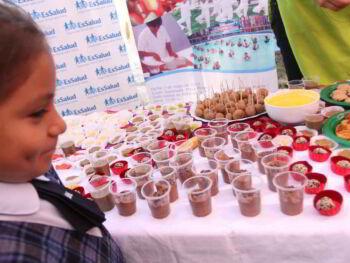 Nutrición de los niños en edad pre escolar en Perú
