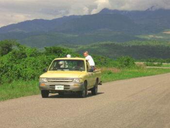 Zonas de manejo ambiental en el área natural de San Diego La Barra El Salvador