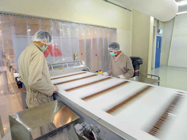 Simulación de un sistema de manufactura Esbelta