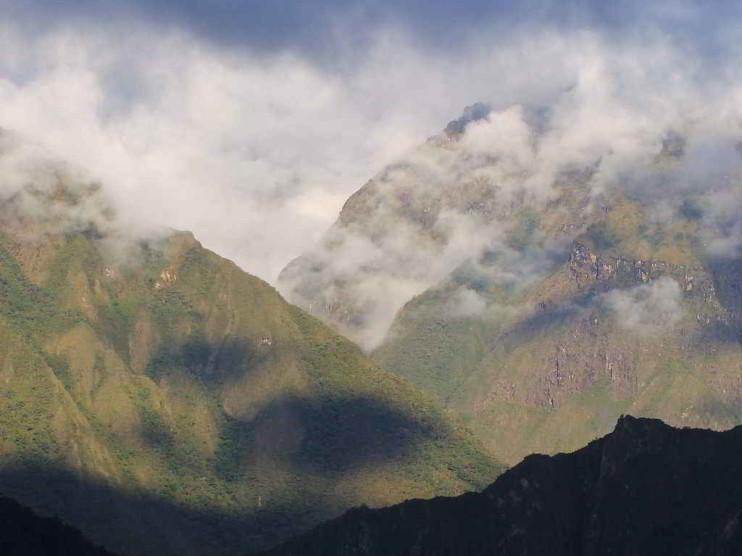 Protección de las montañas en la Zona Andina