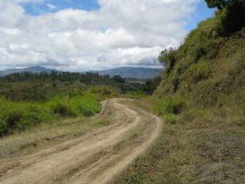 Qué es una cuenca de camino rural