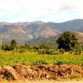 Infraestructura en áreas protegidas del Parque Nacional Sierra de Barouco República Dominicana
