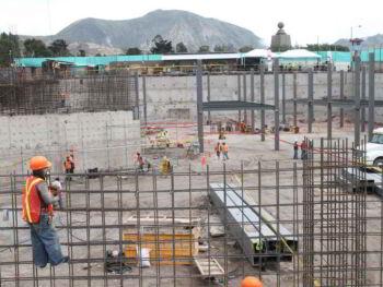 Planificación de facilidades temporales en obras de construcción