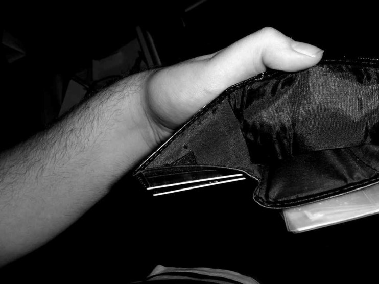 Abundancia y escasez del dinero