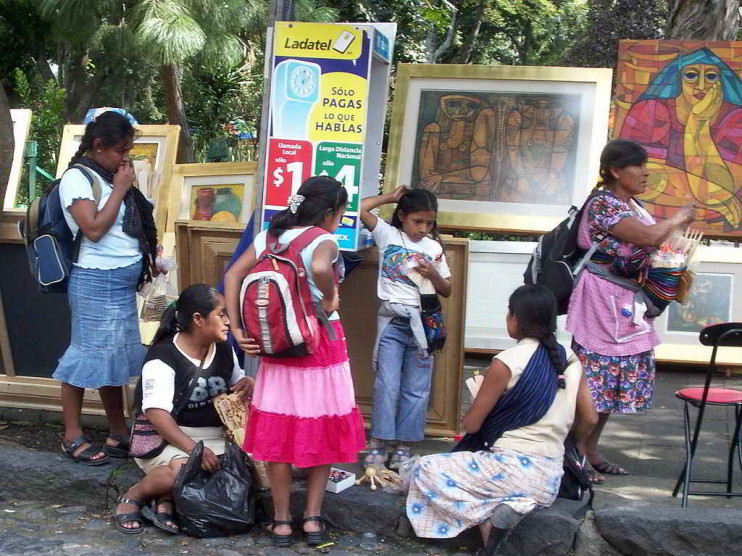 Crítica al mundo laboral de hoy en México