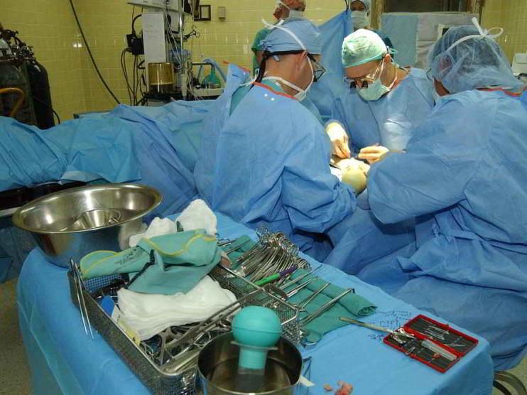 Plan agregado de intervenciones quirúrgicas en servicios hospitalarios