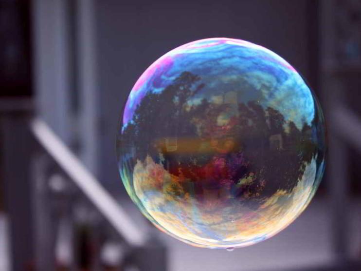 La burbuja económica en Japón