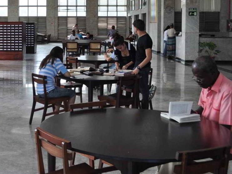 Promoción de la lectura en un entorno virtual. Biblioteca Universitaria José Martí