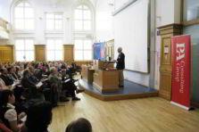 La oratoria y la habilidad de hablar en público