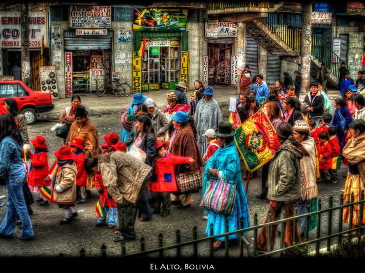 Eficiencia organizacional en empresas Bolivianas
