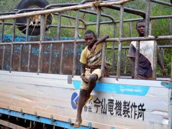 China y su presencia en Africa