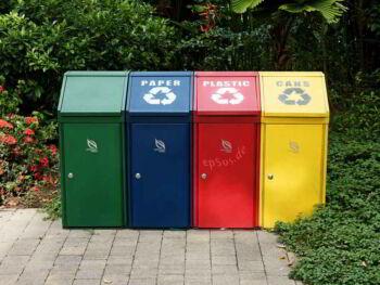 El reciclaje. La forma más fácil de mantener nuestro planeta vivo