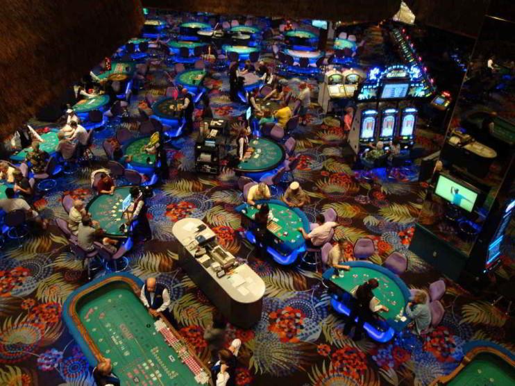 Estudio de mercado de un proyecto de Hotelería y Casino