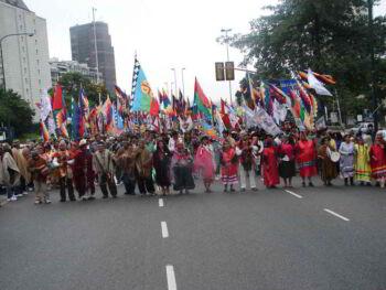 Integración y marginación de las organizaciones indígenas en Argentina