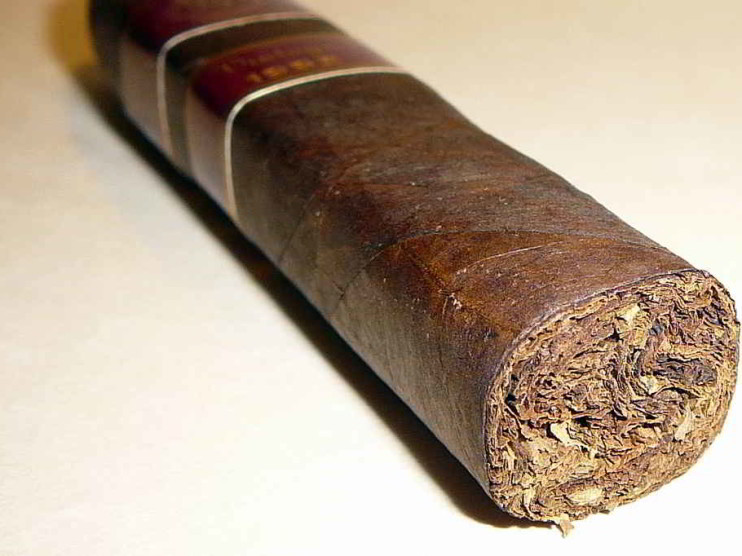 Proceso productivo del tabaco en Rir Cabaiguán Cuba
