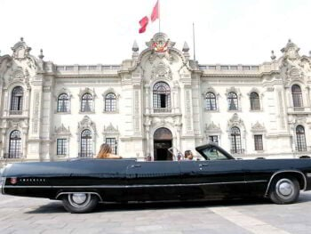 Las transferencias por cambio de gobierno en el Perú