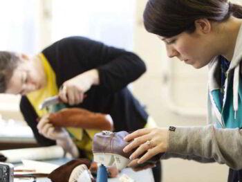Gestión de procesos en la producción de calzado