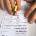 Formulario para entrevista de selección y evaluación de candidatos