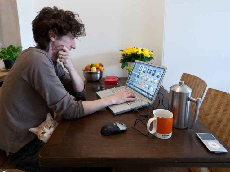 Trabajo virtual como nueva estructura laboral