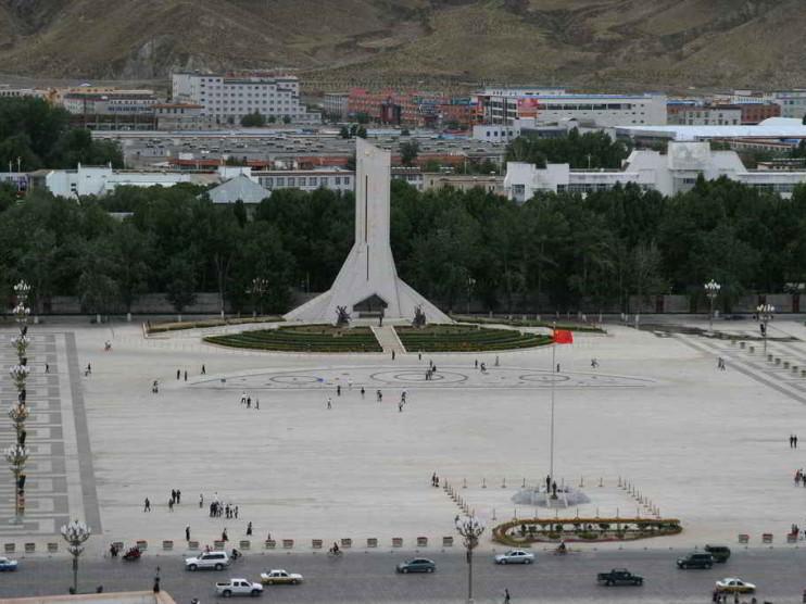 Antecedentes del conflicto entre China y el Tibet