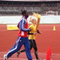 Selección de talentos deportivos en Cuba