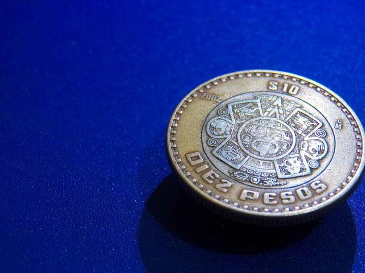 Debate sobre la fortaleza del peso mexicano en 2008