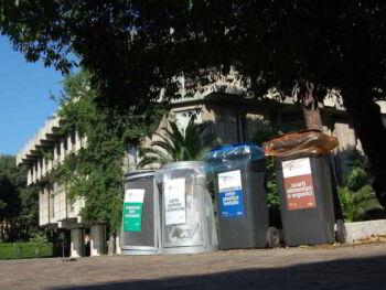 Tratamiento de residuos y desechos generados en las Universidades