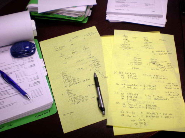 Razones financieras en el análisis y la administración financiera
