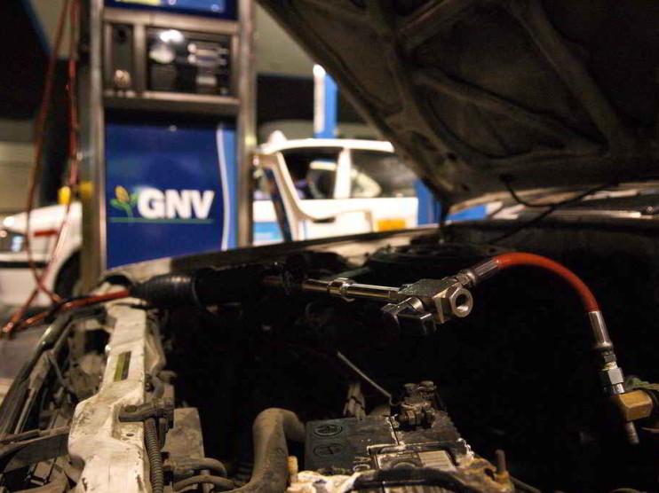 Créditos para la conversión de vehículos a gas natural GNV en Perú