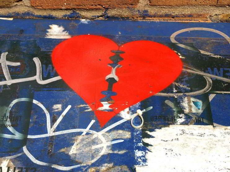 El temor de volver a amar