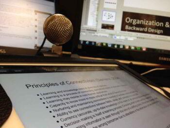 Enseñanza virtual en el sector corporativo en España