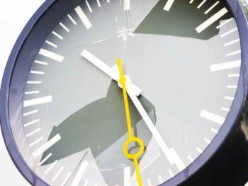 ¿Por qué usted no puede administrar el tiempo?